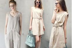 Как ухаживать за льняной одеждой