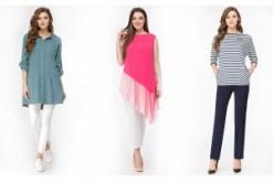 Летняя туника – модная вещь женского гардероба